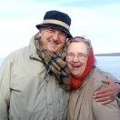 Pastor Tom Champness and wife Jean